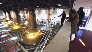Behind the scenes at Bladnoch distillery