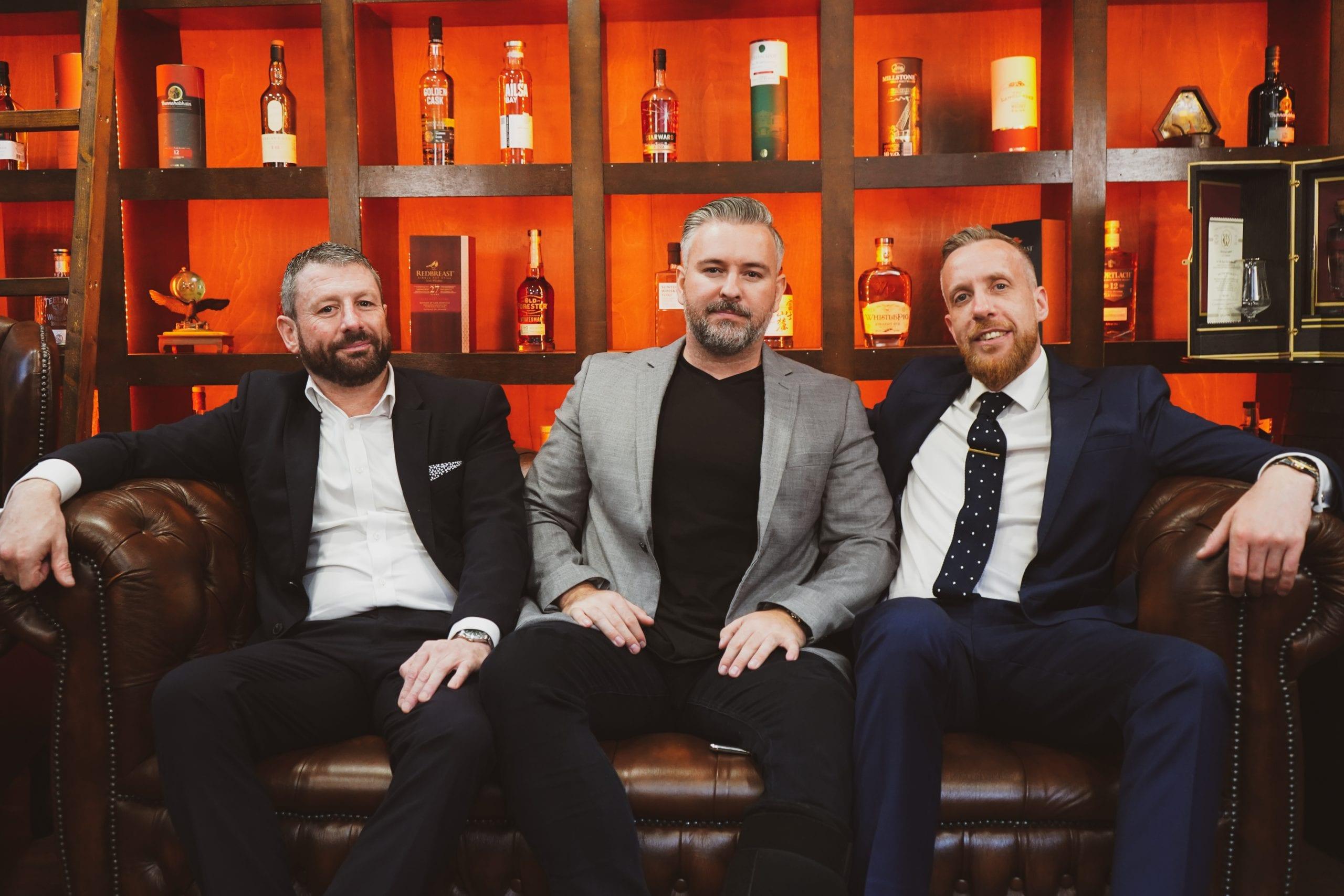 Whiskey & Wealth Club | Founders celebrate UKBA2020 wins