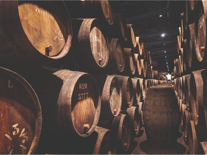 cask-whiskey
