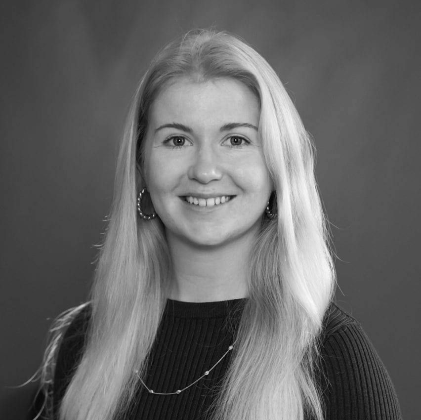 Charlotte Ingleton Junior Compliance Manager