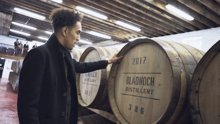Cask whisky investor