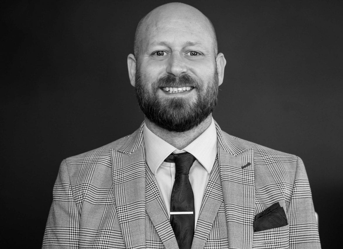 Martin Bates head shot, Whiskey & Wealth Club