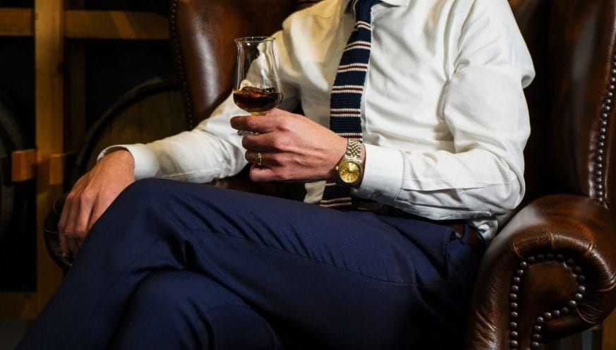 Whiskey & Wealth Club whiskey expert