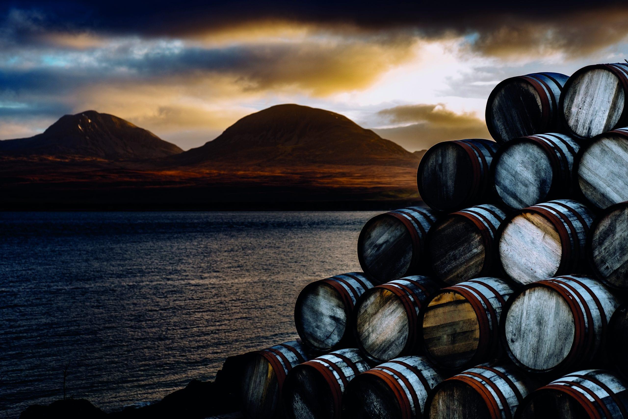 cask whiskey buyer report